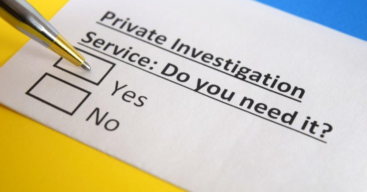 Private Investigator Elizabethtown KY Firm