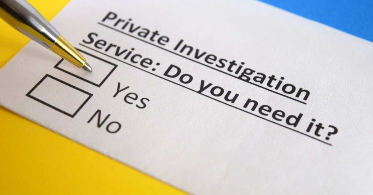 Private Investigator Placerville CA Firm